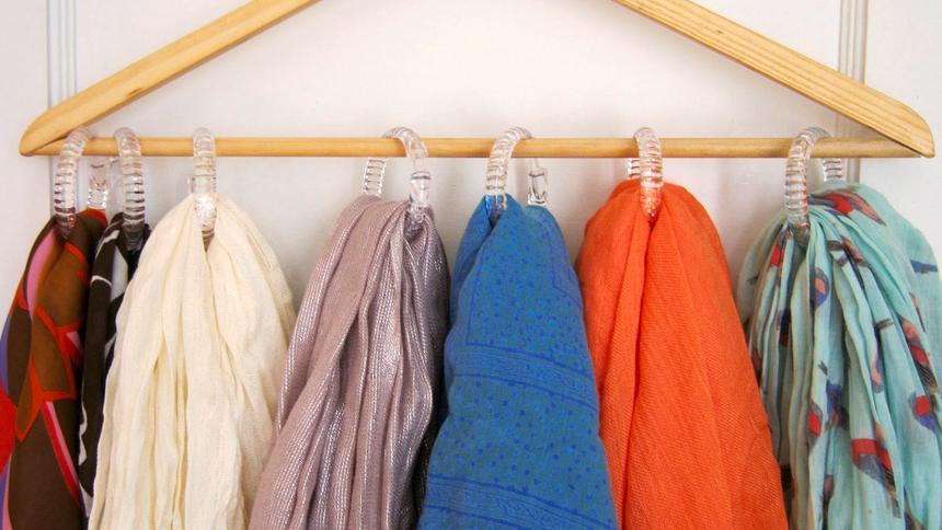 Все гениальное — просто! 15 оригинальных способов, как хранить дома вещи