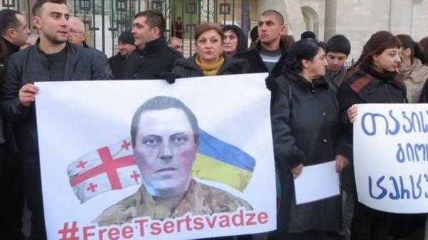 Преступление без наказания: история грузинского вице-полковника наУкраине