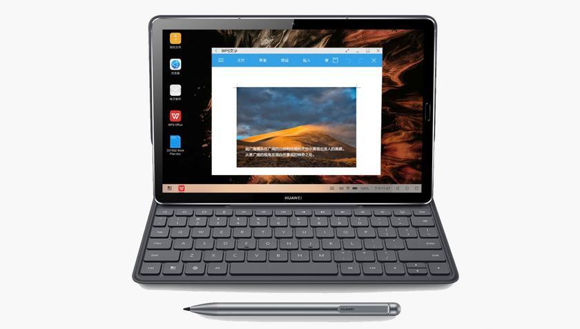 Huawei готовит планшет MediaPad M7 с «дырявым» экраном и стилусом M-Pen
