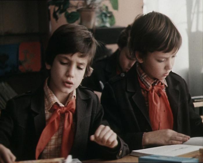 Школы из популярных детских фильмов прошлых лет отечественные фильмы