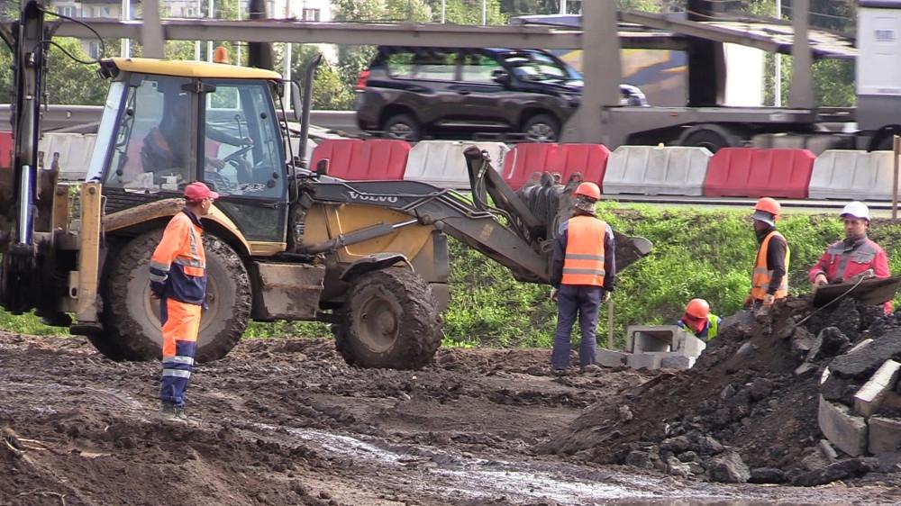 Федеральная поддержка проектов Беглова ускорит строительство дорог в Петербурге Общество