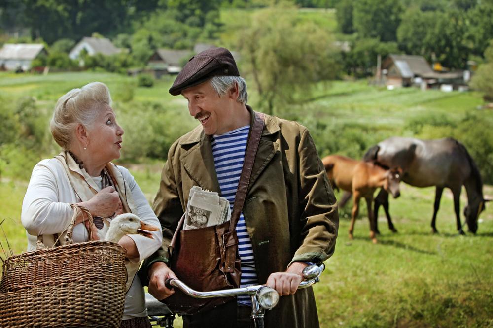 Картинки веселой деревенской жизни