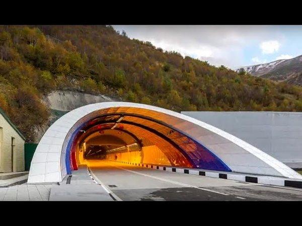 В Крыму намечается ещё одна «Сверхстройка». Севастопольский тоннель.