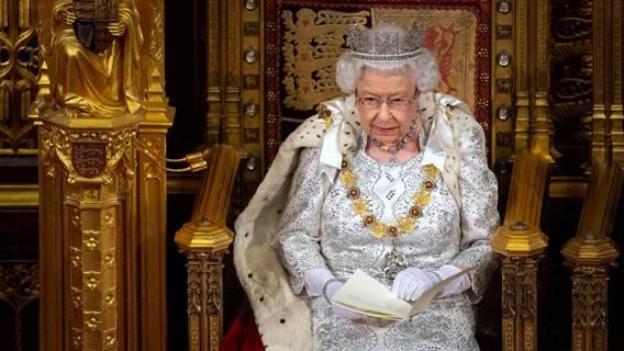 Букингемский дворец обнародовал план празднования платинового юбилея Елизаветы II Культура