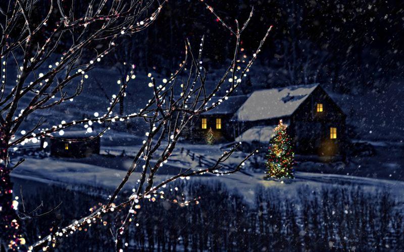 НАСТРОЙ ДНЯ. С неба в такт тихой песне - снег