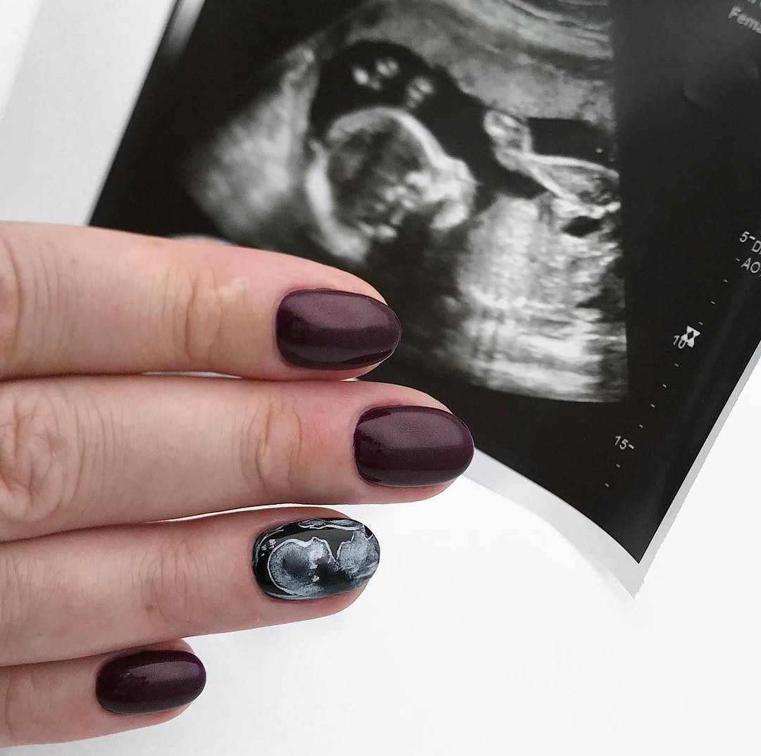 Новая мода для беременных же…