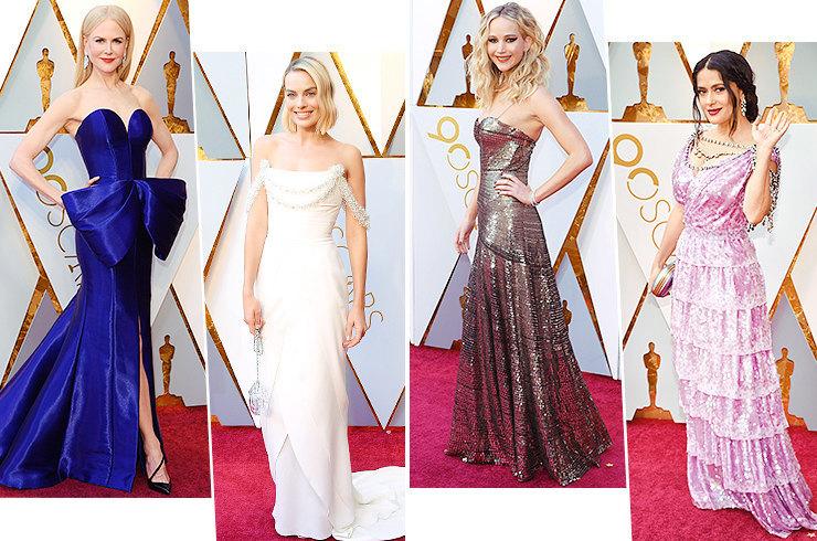 Оскар 2018: самые яркие и неожиданные образы звезд церемонии
