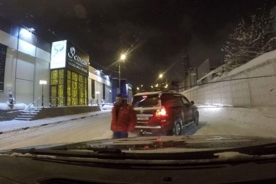 Телеведущего избили в Москве