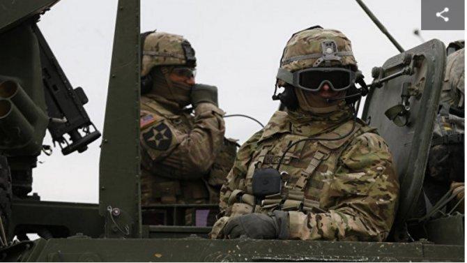В Румынии при десантировании…
