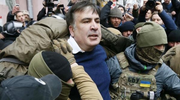 Путин: Саакашвили – плевок в лицо украинцам