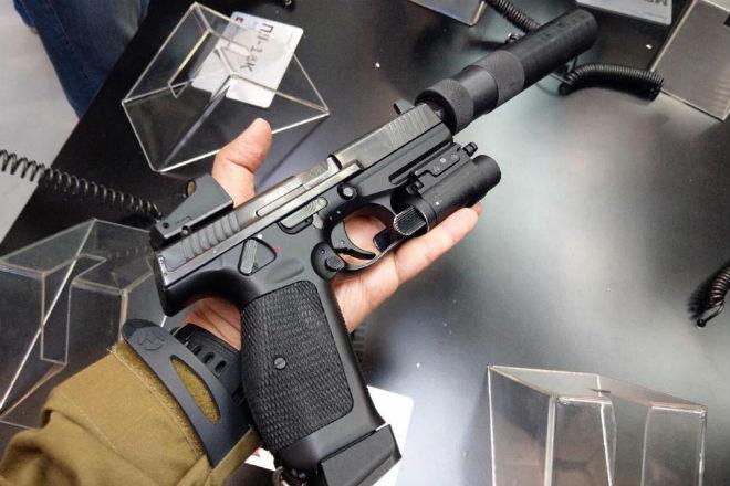 ПЛ-15: смотрим новый пистолет ФСБ