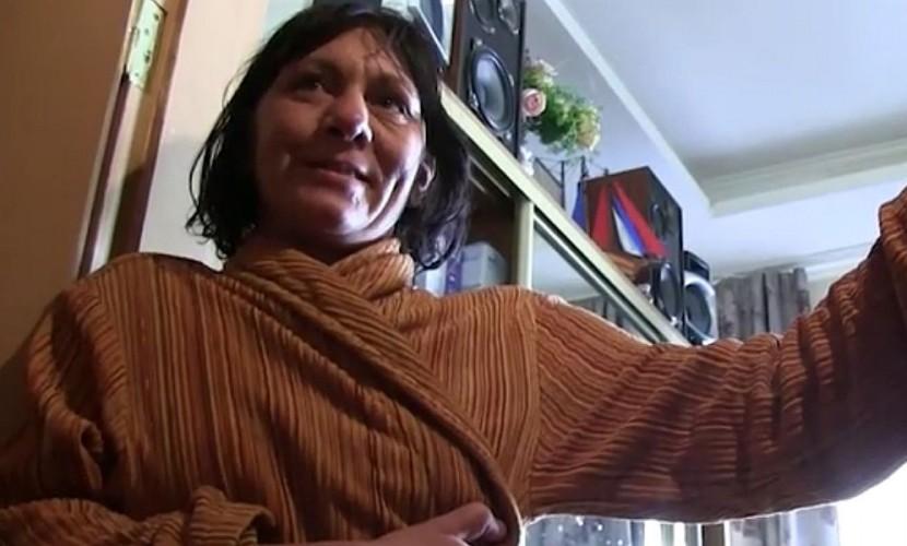 Устроившая стриптиз в ростовском отделении полиции оказалась бывшей учительницей