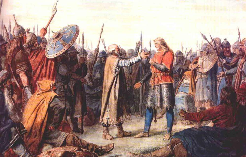 Правители Руси (обзор древнескандинавских источников)