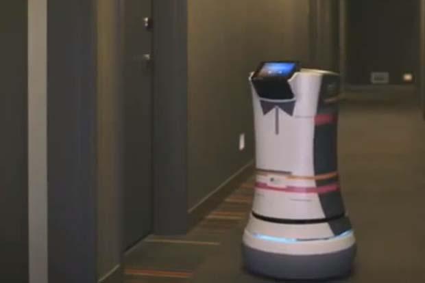 10 ресторанов и отелей, где работают роботы