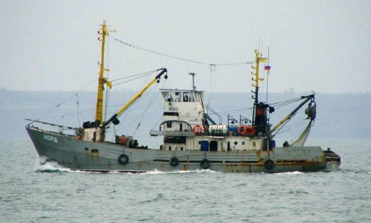«Рука Москвы» держит «Норд»: торги по спорному судну прекращены