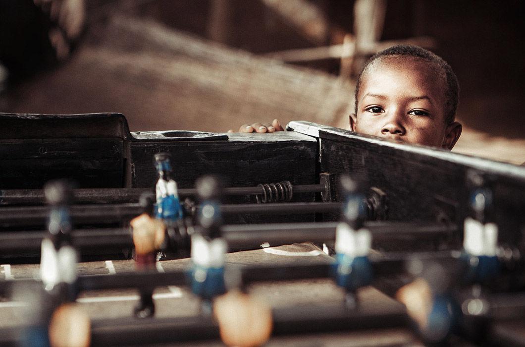 Люди Сенегала
