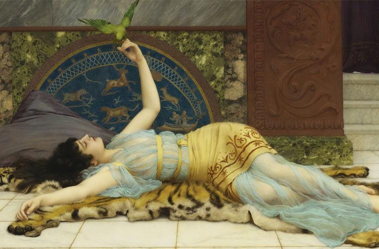 Один день из жизни Древней Греции