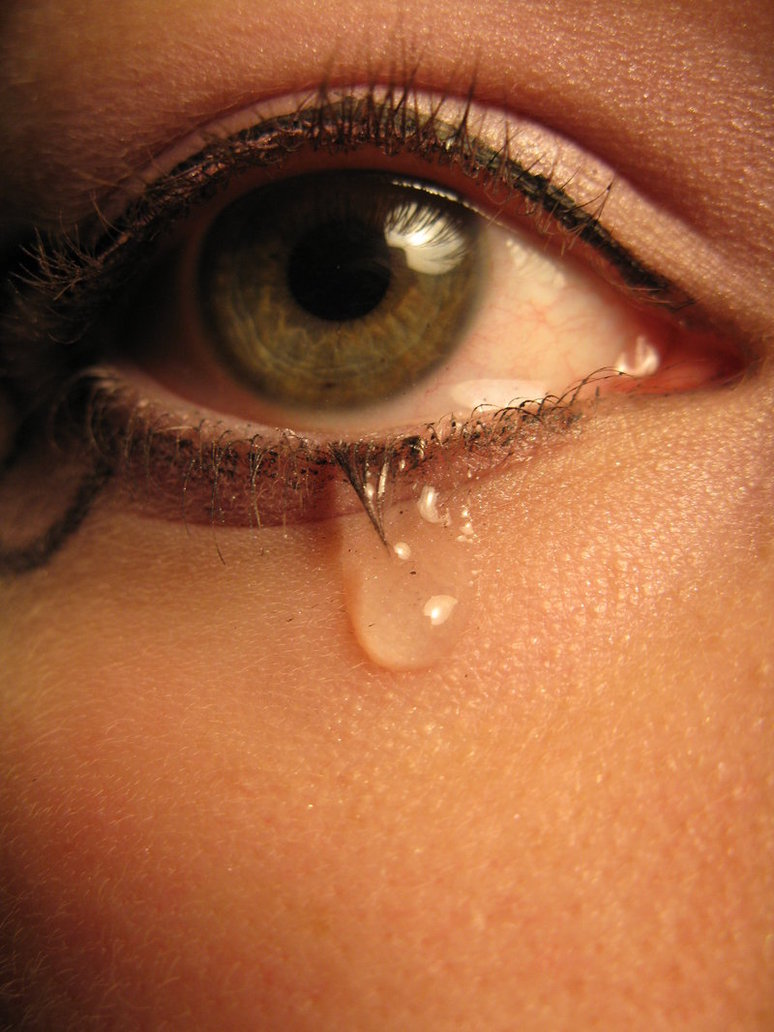 Плачущие глаза картинки