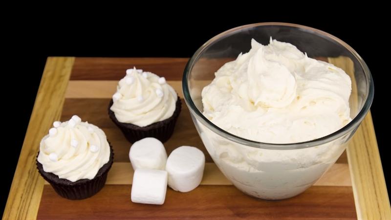 быстрый крем для торта без молока