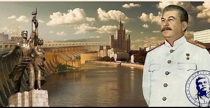 Вернуть памятник Дзержинскому и поставить памятник Сталину
