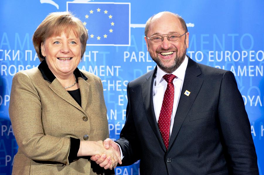 «Альтернатива для Германии» стала второй партией страны