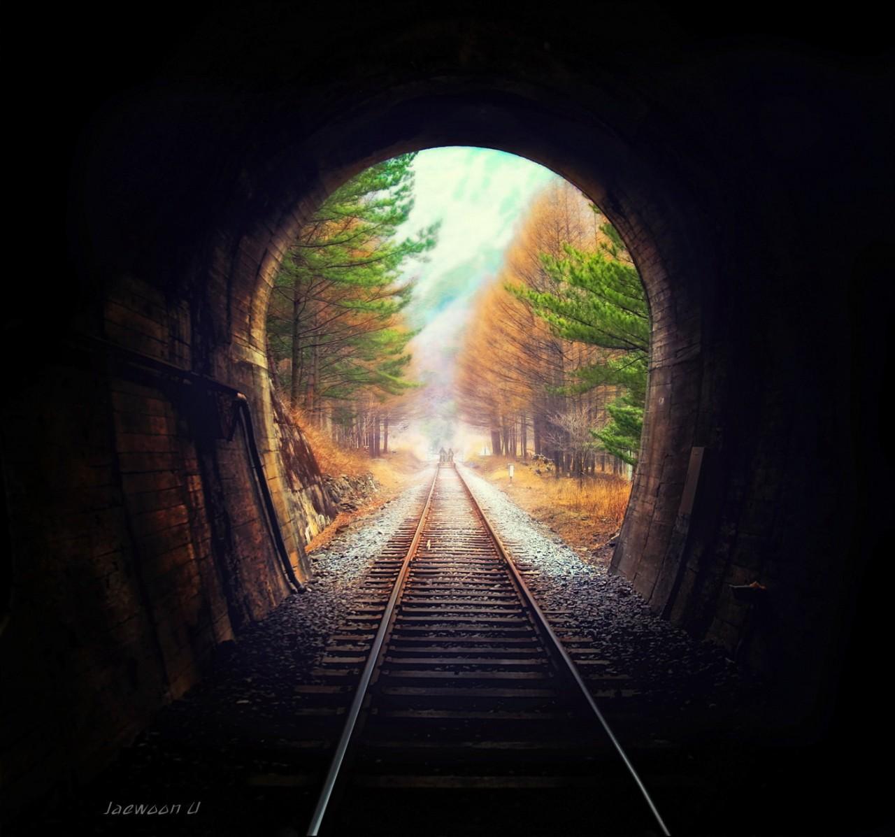 Волшебные пейзажи от фотографа Jaewoon U