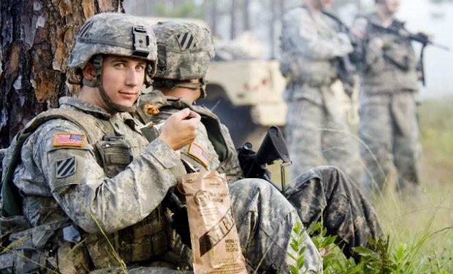 Сухпай американского спецназа: что едят морские котики на задании еда,ИРП,Пространство,спецназ,сухпай,тренировка