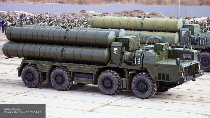 С-400 для Турции: российские ЗРК сорвали «иракский сценарий» американцев