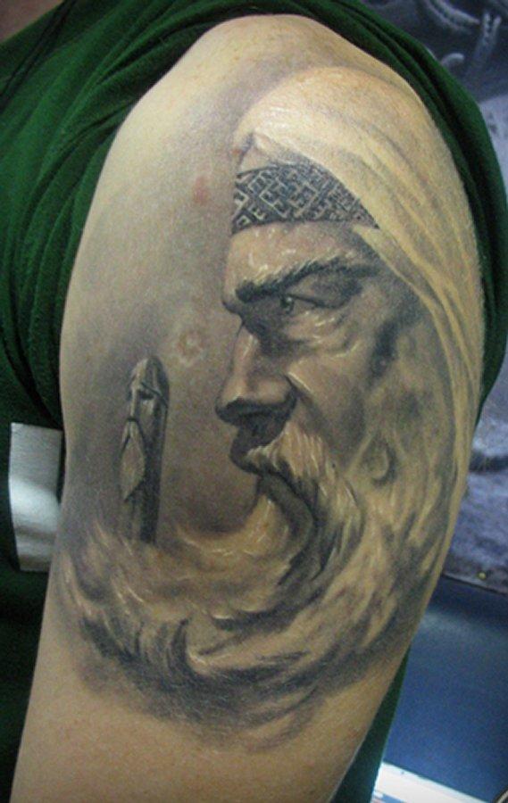 Сильные обереги тату для мужчин и женщин