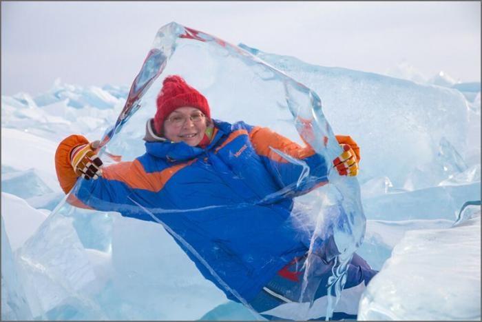 Совершенный лёд Байкала
