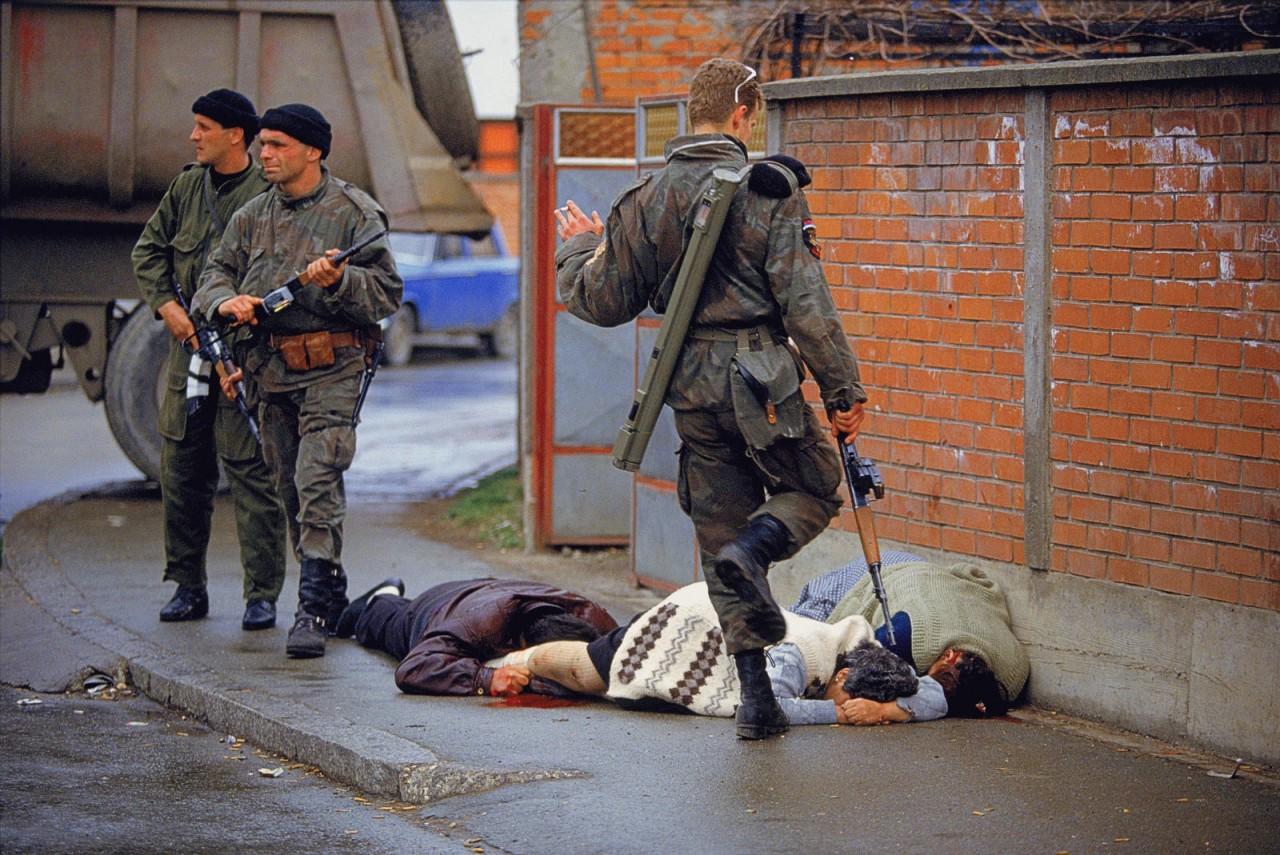 «Добро пожаловать в ад»: интервью с пережившим войну в Югославии