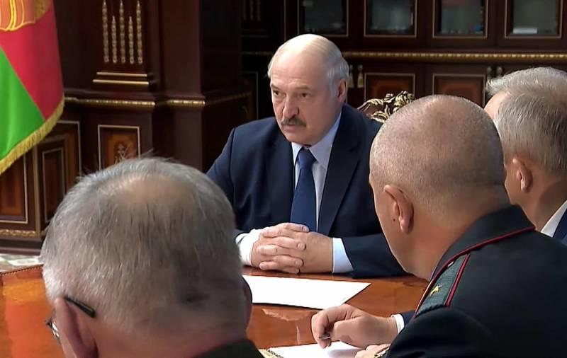 Лукашенко о задержании бойцов «Вагнера»: Россияне уже оправдываются за свои грязные планы Новости