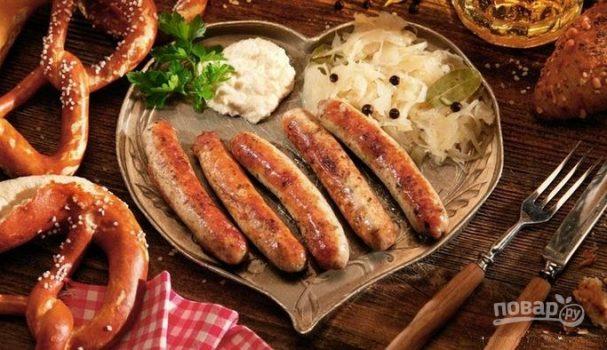 Нюрнбергские колбаски (легки…