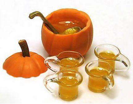 Мёд из тыквы