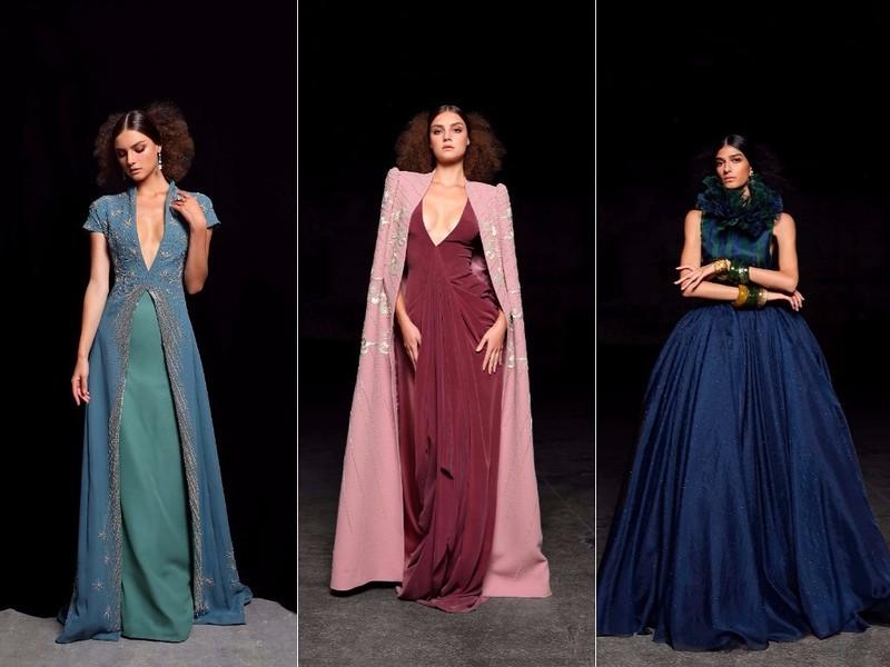 Dilek Hanif Haute Couture осень-зима 2017-2018