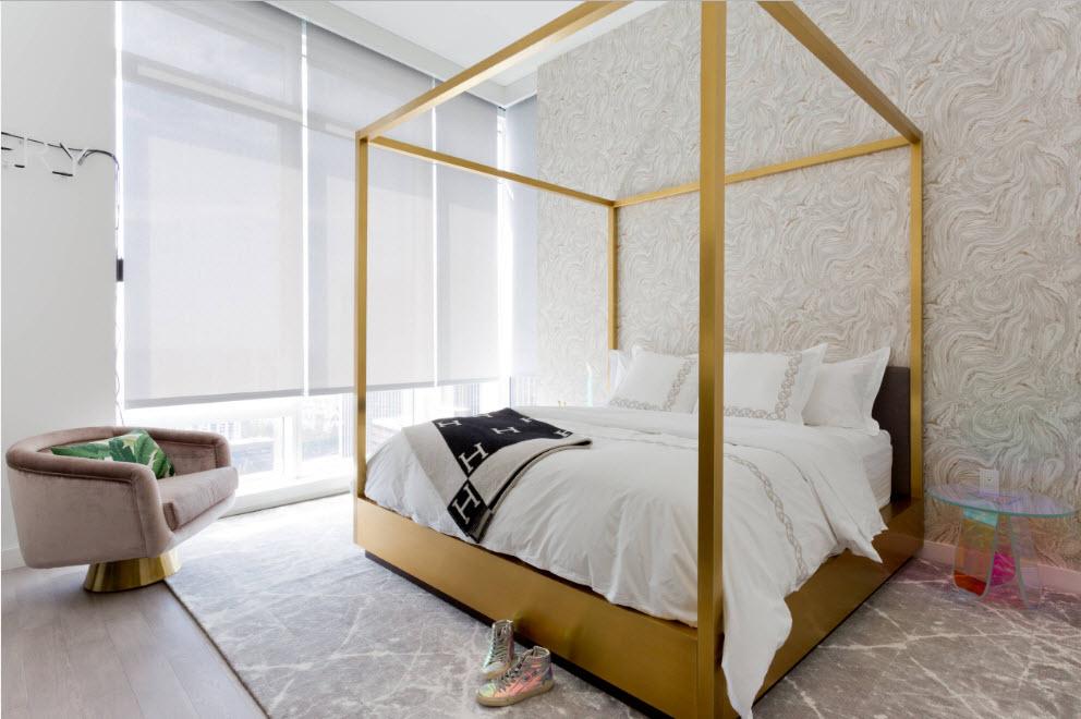 Акцент на спальное место