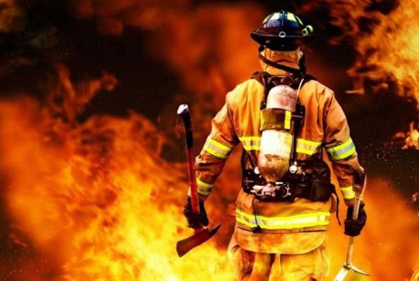 История одного  небольшого пожара : от первого лица