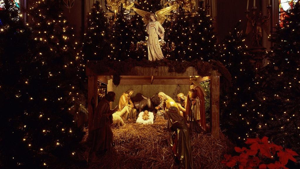 Поздравляю с католическим Рождеством!