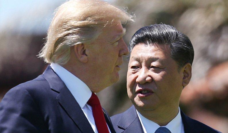 Трамп и Си Цзиньпин расшатыв…