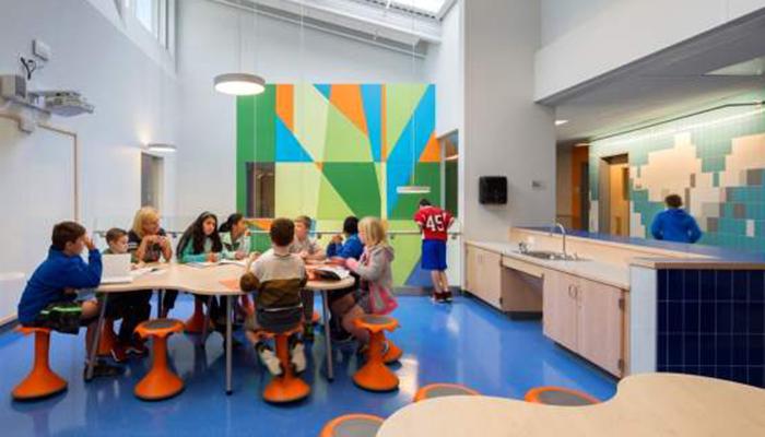 Вот так выглядит начальная школа в США. Потрясающий подход к обучению!