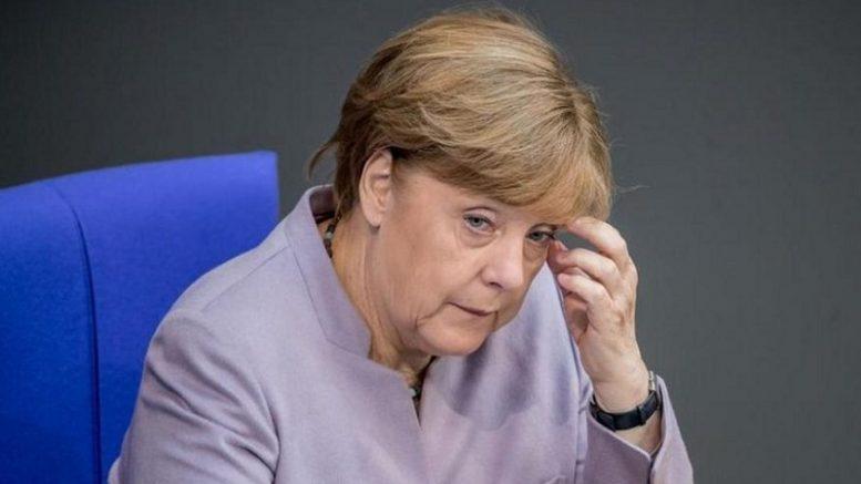 Визит канцлера Меркель: разв…