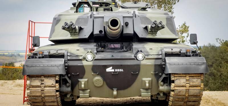 Challenger 3: Великобритания решилась на «новые старые» танки