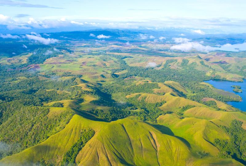 Папуа-Новая Гвинея география, интересное, первооткрыватели, планета земля