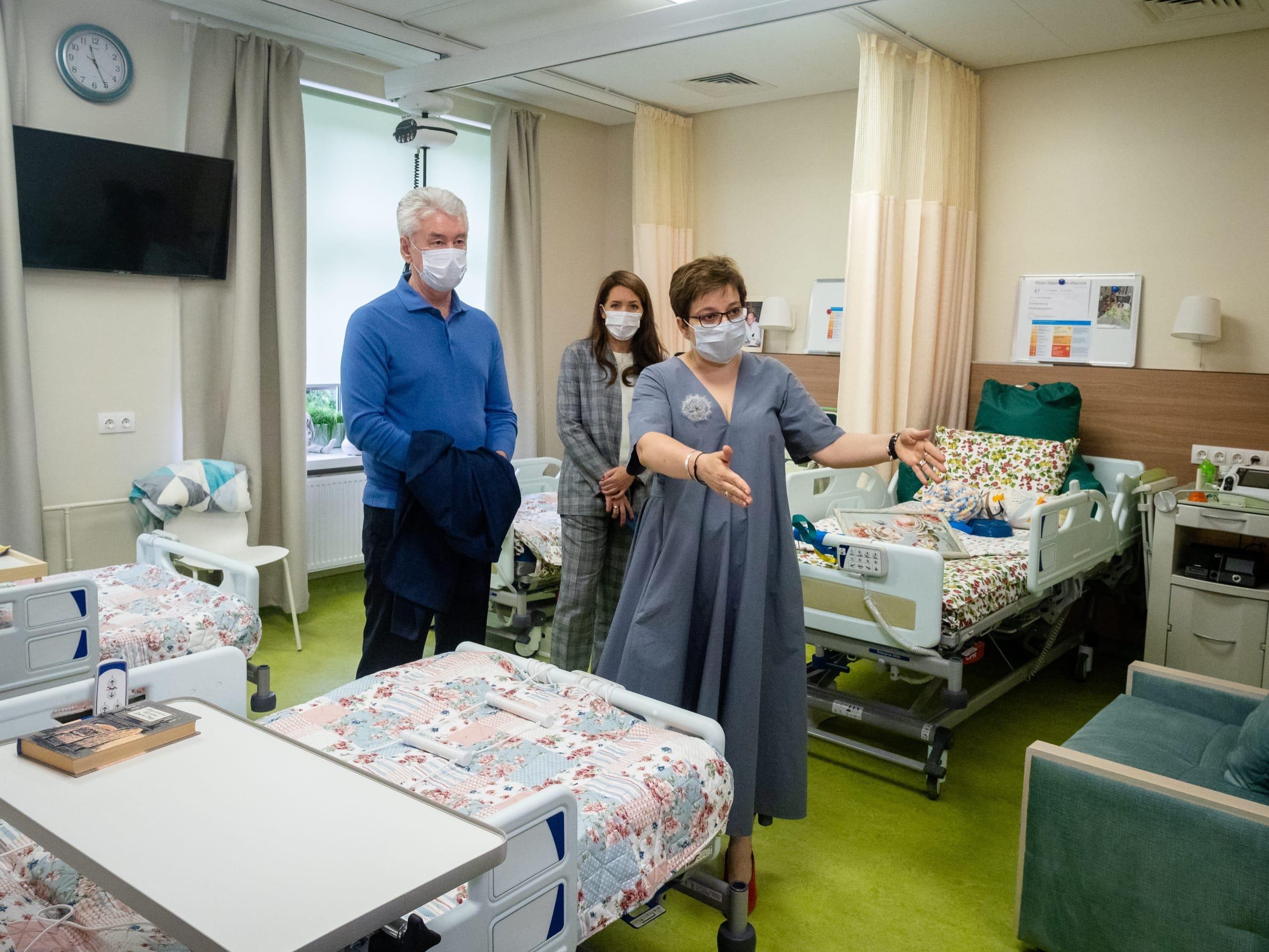 В Москве зафиксирован рост числа заболеваемости ОРВИ и пневмонией