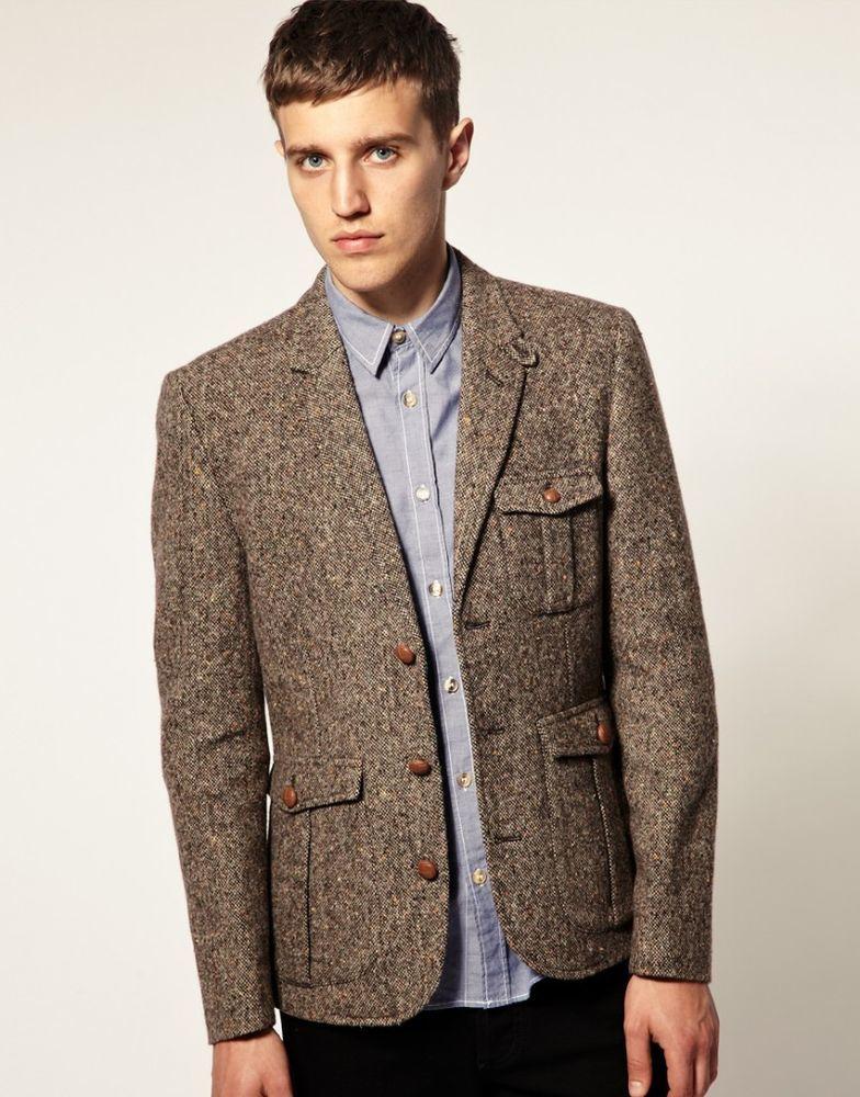 Долой дискриминацию мужских пиджаков! 5 тенденций в мире пиджаков + 25 стильных образов, фото № 7