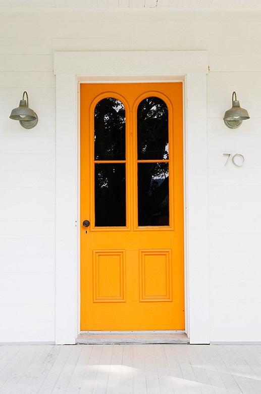 цвет для входной двери