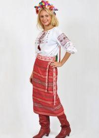 История моды. Украинский народный костюм