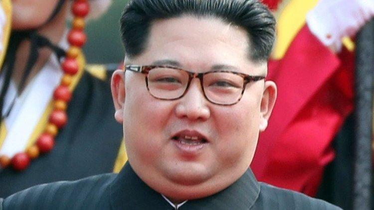Бронепоезд Ким Чен Ына прибы…