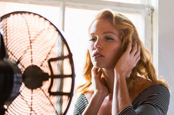Почему может быть постоянно жарко