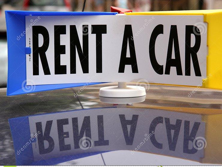 Пенсионерка взяла в прокат машину, чтобы продать